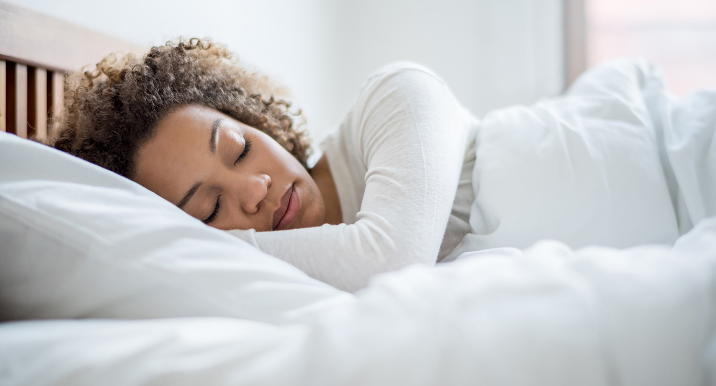 A guide to sleeping better with asthma